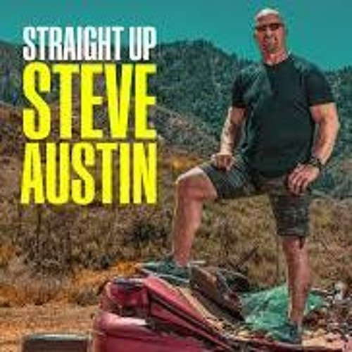 Adler talks with Stone Cold Steve Austin