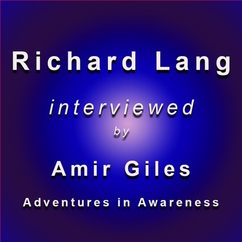 Richard Lang interviewed by Amir Giles
