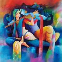 Sakhi Ram Kripalu Prakat Bhaye (feat. Sowmya V.)