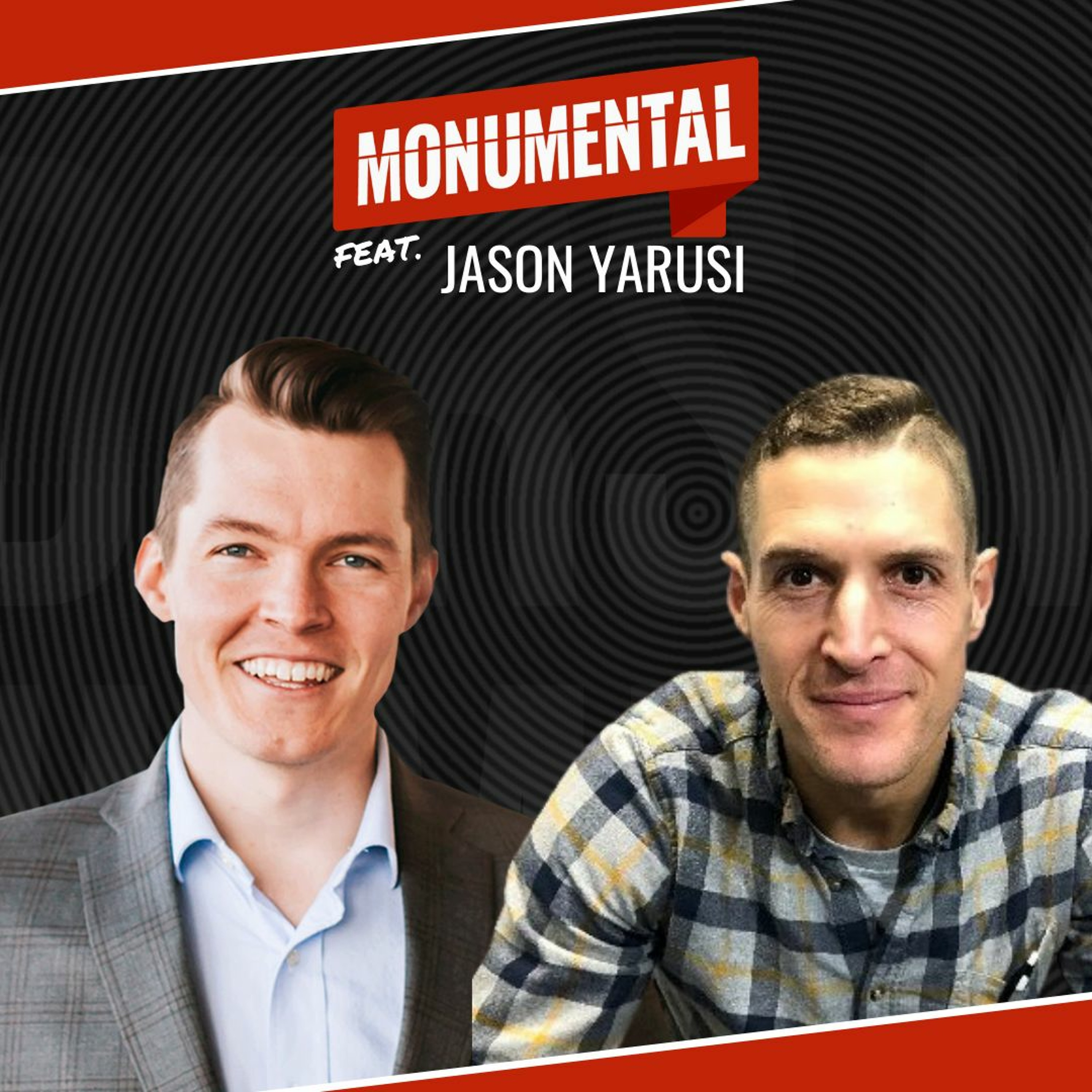 One More Step: Running 100 Miles and Real Estate Success with Jason Yarusi
