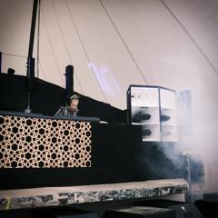 Ida Daugaard at Plan:et C • Turmbühne • Fusion Festival 2021