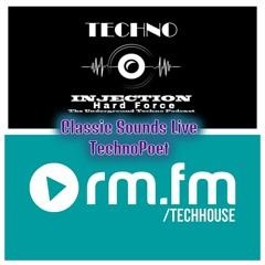 Techno Injection Classic Sounds live RM.FM 21.08.2021