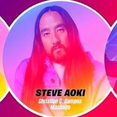 Steve Aoki - Party Royale Fortnite (REMAKE)