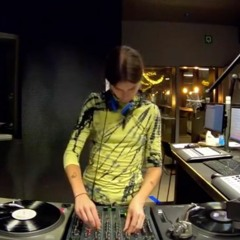 DJ BONEY S @ Charged UrgentFM, Ghent (BE) 21.08.2021
