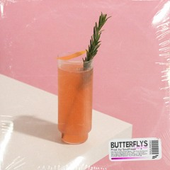 "Pink Sweat$ x Smino Type Beat ""Butterflys"" | Guitar R&B Instrumental 2021"