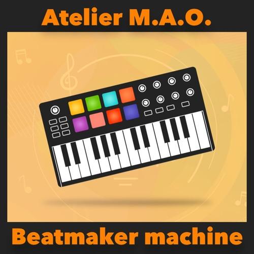 """PIJ C.C. Aspres Juillet 2020 / Atelier M.A.O. """"Beatmaker Machine"""""""