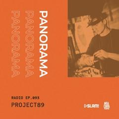 093 - PANORAMA Radio - PROJECT89