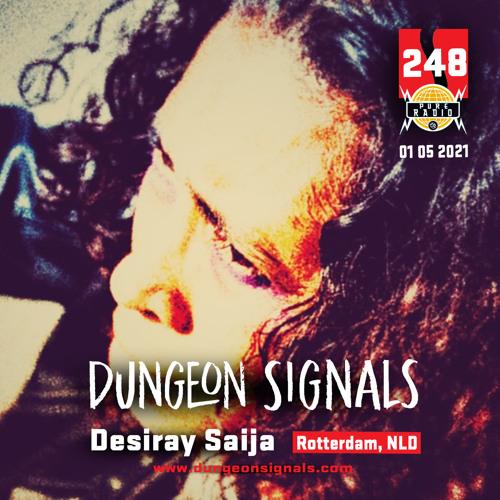 Dungeon Signals Podcast 248 - Desiray Saija