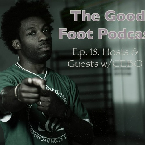 Ep. 18 Hosts & Visitors w/Cebo