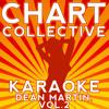 Medley: When You're Drinking / Gentleman Is a Tramp (Originally Performed By Dean Martin) [Karaoke Version]