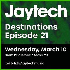 F4T4L3RR0R - Electricity (Golden Sky Remix) @ Jaytech - Destinations 021