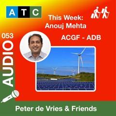 ATC 053 Anouj Metha - ADB - ASEAN Catalytic Green Finance Facility (ACGF) - SDG Accelerator Bond