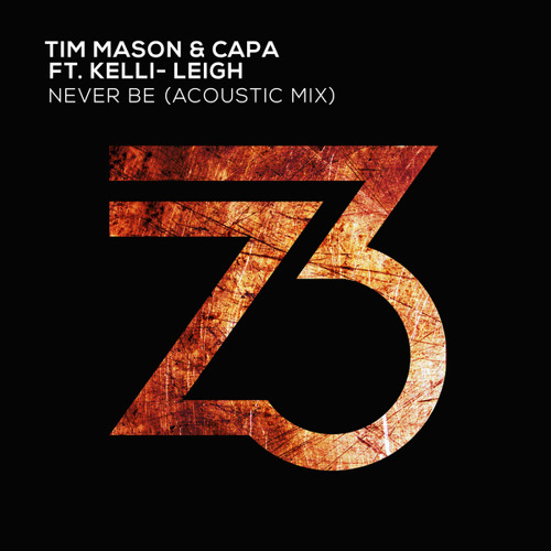 Never Be (Acoustic Mix)