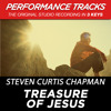 Treasure Of Jesus (Key Of Eb Premiere Performance Plus With Background Vocals)