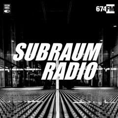 SUBRAUM RADIO SHOW April 2021 w/ CHRIS BAUMANN
