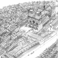 Archéologie d'une cathédrale (XIIè-XIVè siècle)