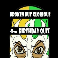 Welcome to Our 4th Birthday QUIZ