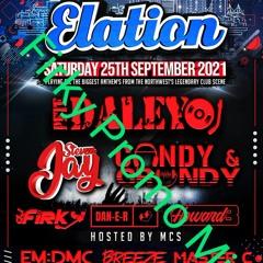 Dj Firky - Elation Promo 25th September 2021 @Riva in Preston
