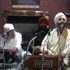 Gur Kaa Bachan Basai Jeea Naalae | Sant Partap Singh Ji & Partap Brothers | Raag Asavri |