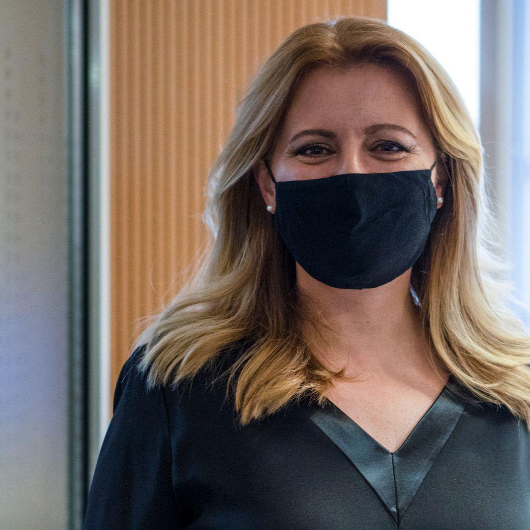 Zuzana Čaputová - Premiér by mal zvážiť odovzdanie manažovania kovidovej krízy inému členovi vlády