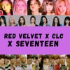 Red Velvet x Seventeen x CLC - Left And Right Psycho Helicopter (Delarge Mashup)