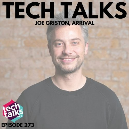 Joe Griston, Chief of Talent at Arrival, tells us how he hired over 800 people in stealth mode.