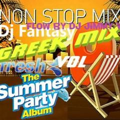 Kramela NonStop Greek Hit Mix 2021 JAN (Dj Fantasy)  FLOW BY (Dj Jimmy V )