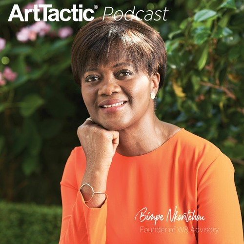 W8 Advisory's Bimpe Nkontchou on the Contemporary African Art Market