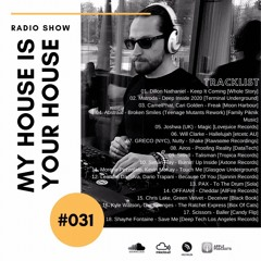 My House Is Your House #031