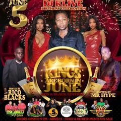 DJ KLive Birthday Celebration 6-5-2021