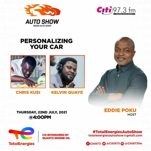 Auto Show: Personalising your car