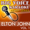 Step Into Christmas (In the Style of Elton John) [Karaoke Version]