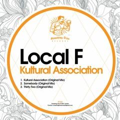 LOCAL F - Kultural Association [ST164] 4th May 2021