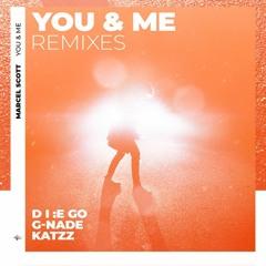 Marcel Scott - You & Me (KATZZ Remix) [Clipper´s Sounds]