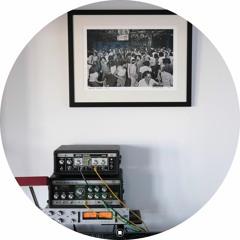 Ian Pooley - Studio A Pt.1