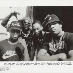 Public Enemy + LL Cool J - Rebel Mama Said Knock You Out Without A Pause