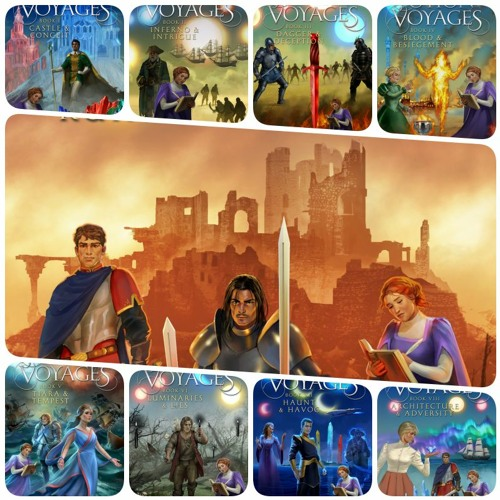 Potion Voyages Book Series