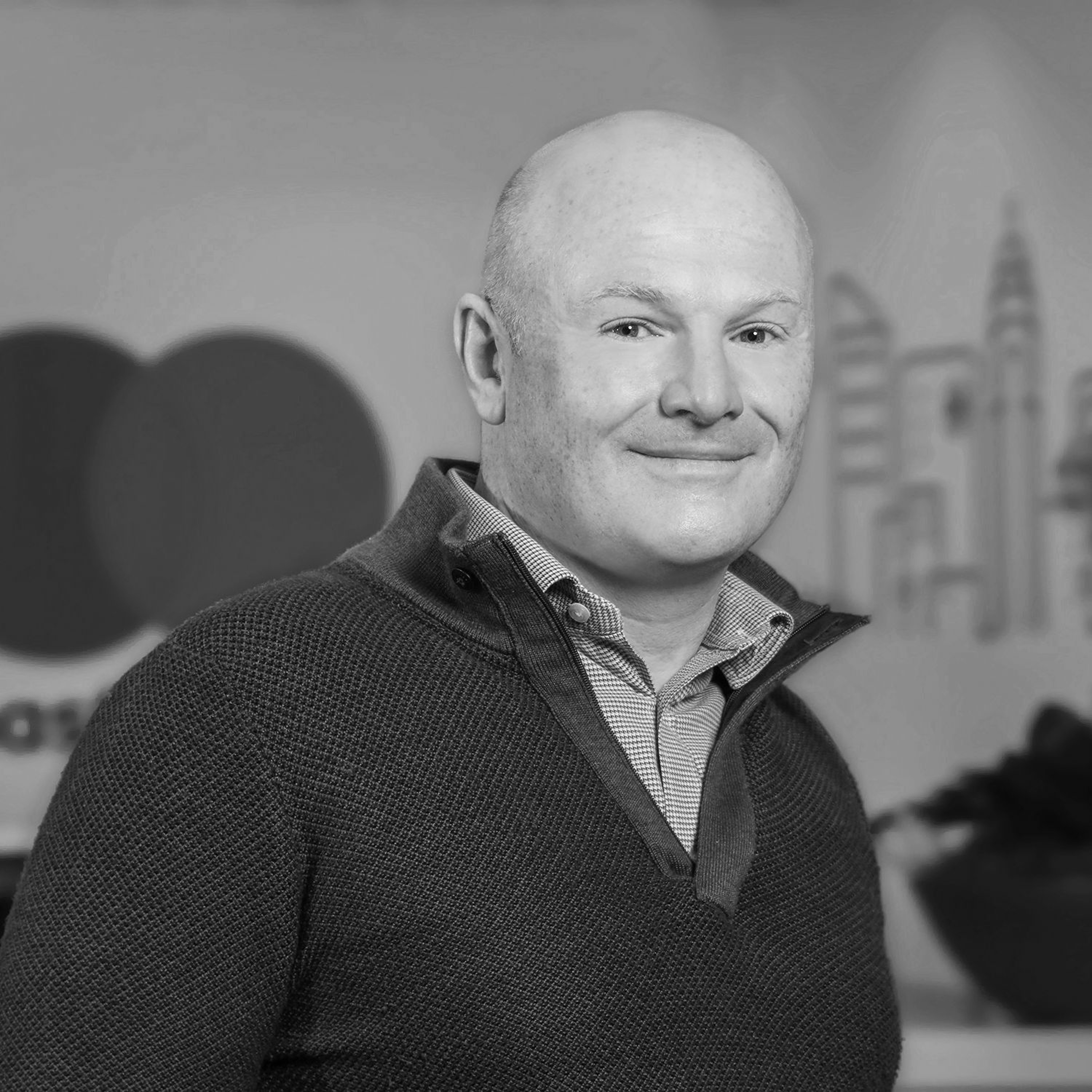 How Mastercard uses their innovation lab to co-create with their customers with Ken Moore