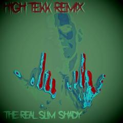 Eminem - Slim Shady  HIGH TEKK REMIX