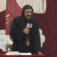 عظة قداس الجمعة 2020/03/20   دروس من المرأة الكنعانية   الأنبا بافلي الأسقف العام