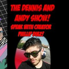 Episode 87 Phillip Diaz Creator Of MAGIC COP 2   White Lines Joins The Show!