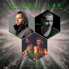 Psyence Lab 006 feat Ace Ventura /Zone Tempest/ Mad Maxx Space Tribe Tribute Mix