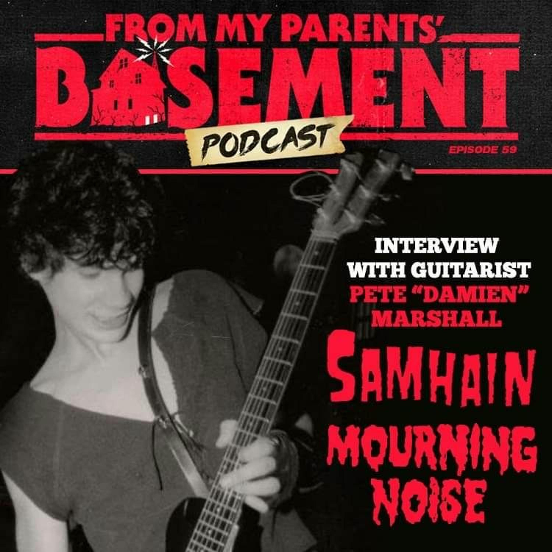 "FMPB59: Guest Pete ""Damien"" Marshall - Samhain, Iggy Pop (2021)"