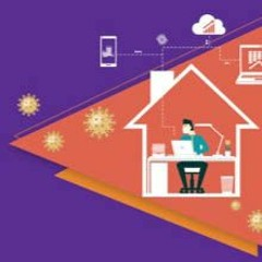 Cyber Security : The home is still the office
