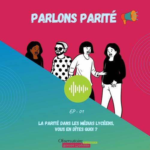 Parlons Parité Episode 1 : LMC Radio