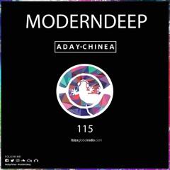 Moderndeep @ Ibiza Global Radio 115 21/08/2020