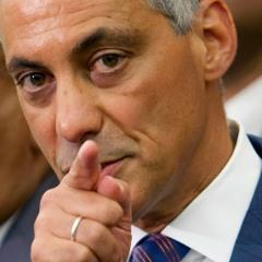 Black People In Chicago Protest The Nomination Of Rahm Emanuel As Ambassador To Japan Episode #4