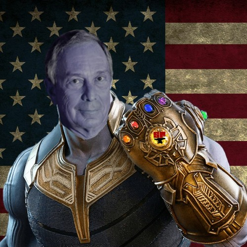 Bloomberg Is Thanos
