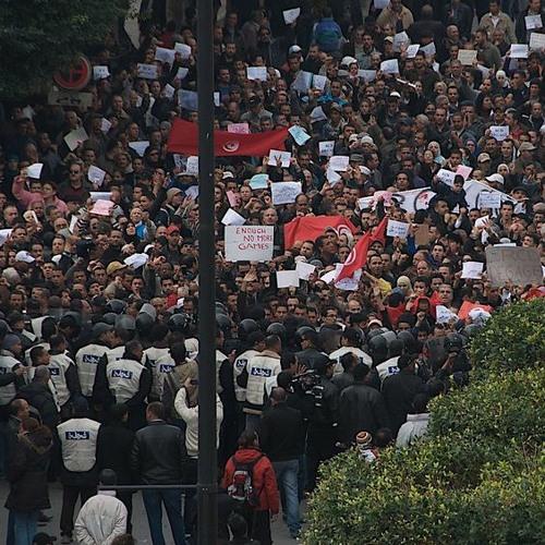 Aula Árabe Universitaria: L'État Après Les Soulèvements Arabes