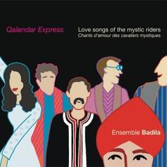 The Badila Ensemble - Baran